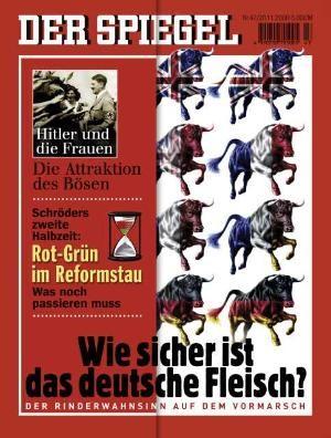 DER SPIEGEL Nr. 47, 20.11.2000 bis 26.11.2000