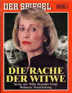 DER SPIEGEL Nr. 4, 24.1.1994 bis 30.1.1994