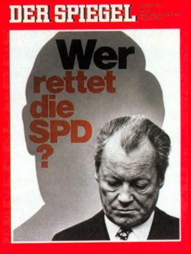 DER SPIEGEL Nr. 14, 1.4.1974 bis 7.4.1974