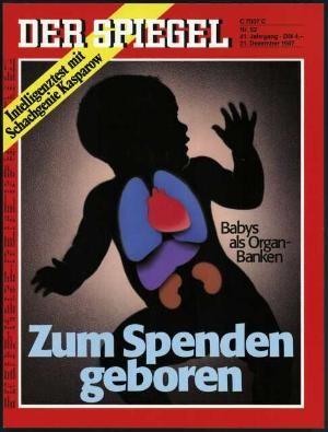 DER SPIEGEL Nr. 52, 21.12.1987 bis 27.12.1987