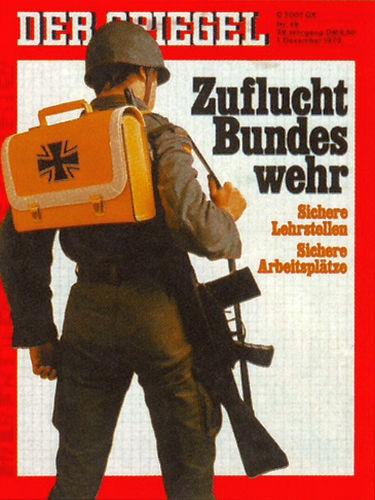 DER SPIEGEL Nr. 49, 1.12.1975 bis 7.12.1975