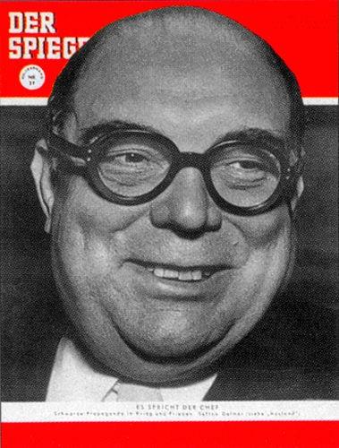 DER SPIEGEL Nr. 37, 8.9.1954 bis 14.9.1954