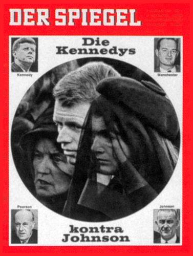 DER SPIEGEL Nr. 7, 6.2.1967 bis 12.2.1967