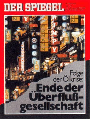 DER SPIEGEL Nr. 47, 19.11.1973 bis 25.11.1973