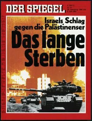 DER SPIEGEL Nr. 27, 5.7.1982 bis 11.7.1982