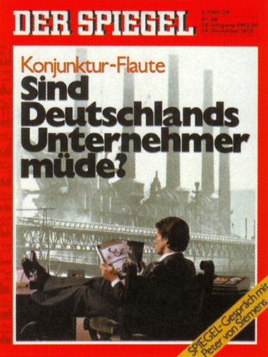 DER SPIEGEL Nr. 48, 24.11.1975 bis 30.11.1975