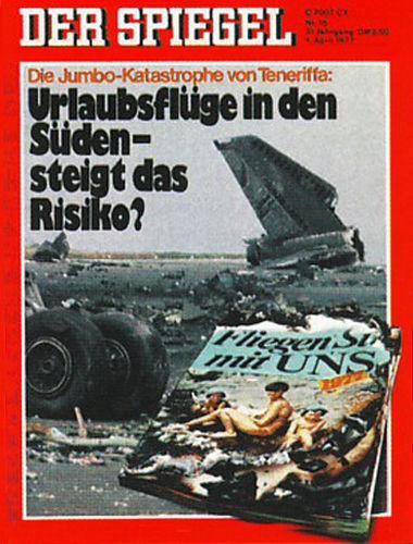 DER SPIEGEL Nr. 15, 4.4.1977 bis 10.4.1977