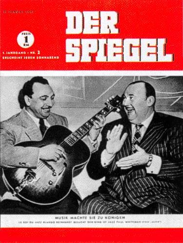 DER SPIEGEL Nr. 2, 11.1.1947 bis 17.1.1947