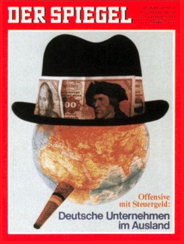 DER SPIEGEL Nr. 51, 15.12.1969 bis 21.12.1969