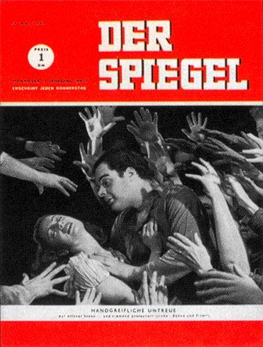 DER SPIEGEL Nr. 21, 19.5.1949 bis 25.5.1949