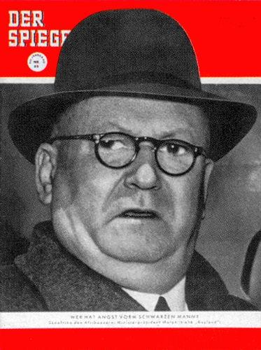 DER SPIEGEL Nr. 49, 1.12.1954 bis 7.12.1954