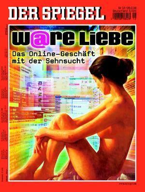 DER SPIEGEL Nr. 12, 20.3.2006 bis 26.3.2006