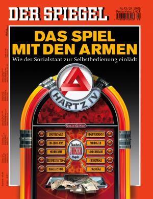 DER SPIEGEL Nr. 43, 24.10.2005 bis 30.10.2005