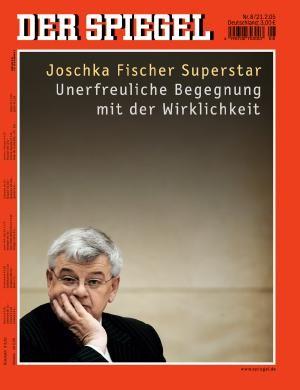 DER SPIEGEL Nr. 8, 21.2.2005 bis 27.2.2005
