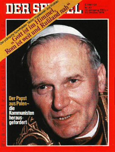 DER SPIEGEL Nr. 43, 23.10.1978 bis 29.10.1978