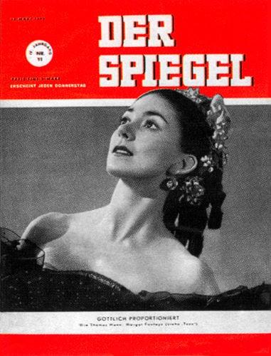 DER SPIEGEL Nr. 11, 16.3.1950 bis 22.3.1950