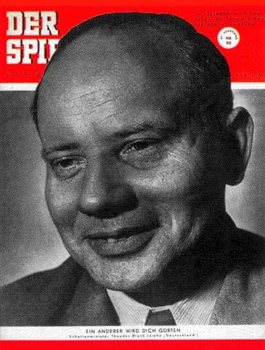 DER SPIEGEL Nr. 50, 10.12.1952 bis 16.12.1952