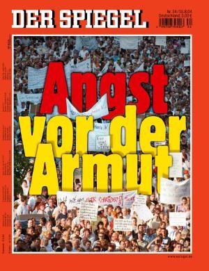 DER SPIEGEL Nr. 34, 16.8.2004 bis 22.8.2004