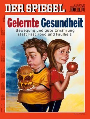 DER SPIEGEL Nr. 40, 27.9.2004 bis 3.10.2004