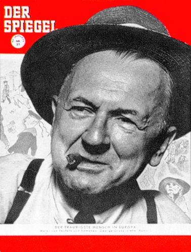 DER SPIEGEL Nr. 27, 30.6.1954 bis 6.7.1954