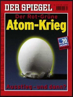 DER SPIEGEL Nr. 4, 25.1.1999 bis 31.1.1999