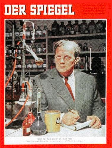 DER SPIEGEL Nr. 45, 5.11.1958 bis 11.11.1958