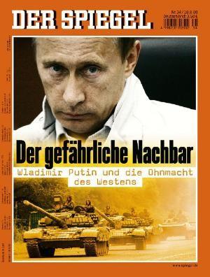 DER SPIEGEL Nr. 34, 18.8.2008 bis 24.8.2008
