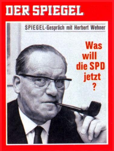 DER SPIEGEL Nr. 8, 14.2.1966 bis 20.2.1966