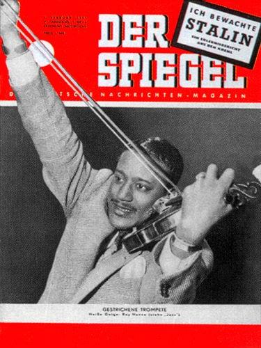 DER SPIEGEL Nr. 6, 7.2.1951 bis 13.2.1951