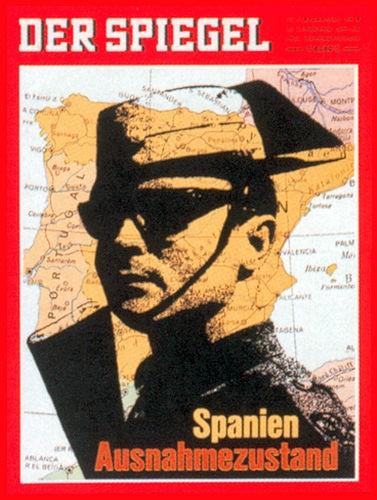 DER SPIEGEL Nr. 8, 17.2.1969 bis 23.2.1969
