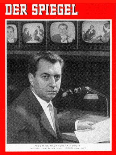 DER SPIEGEL Nr. 14, 2.4.1958 bis 8.4.1958