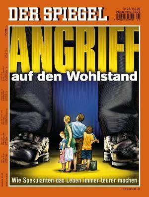 DER SPIEGEL Nr. 24, 9.6.2008 bis 15.6.2008