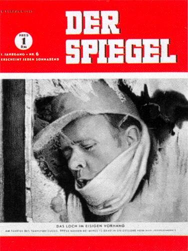 DER SPIEGEL Nr. 6, 8.2.1947 bis 14.2.1947