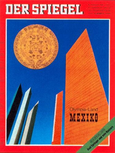 DER SPIEGEL Nr. 2, 8.1.1968 bis 14.1.1968