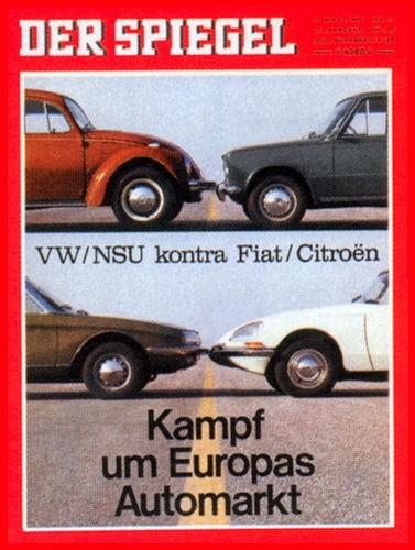 DER SPIEGEL Nr. 12, 17.3.1969 bis 23.3.1969