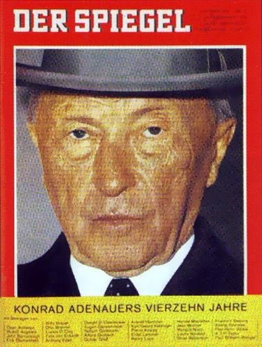DER SPIEGEL Nr. 41, 9.10.1963 bis 15.10.1963