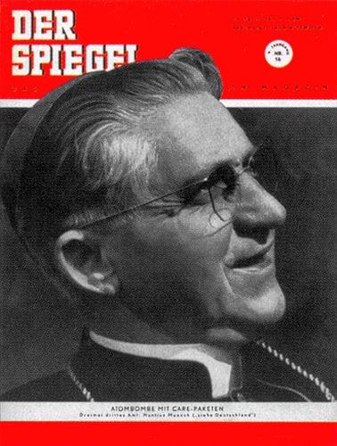 DER SPIEGEL Nr. 16, 18.4.1951 bis 24.4.1951
