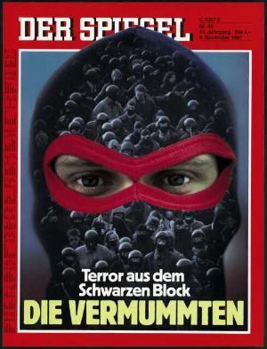 DER SPIEGEL Nr. 46, 9.11.1987 bis 15.11.1987
