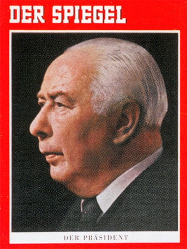 DER SPIEGEL Nr. 27, 1.7.1959 bis 7.7.1959