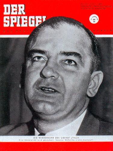 DER SPIEGEL Nr. 26, 24.6.1953 bis 30.6.1953