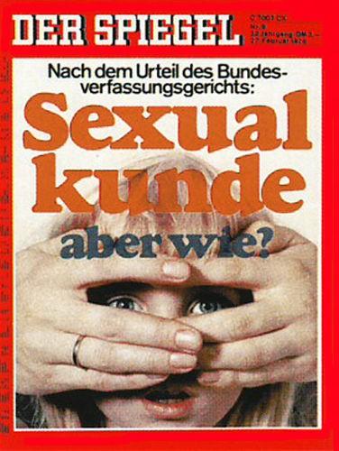 DER SPIEGEL Nr. 9, 27.2.1978 bis 5.3.1978