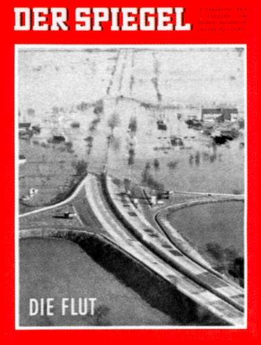 DER SPIEGEL Nr. 9, 28.2.1962 bis 6.3.1962