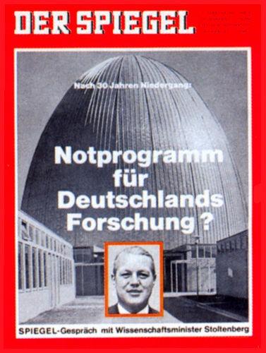 DER SPIEGEL Nr. 9, 21.2.1966 bis 27.2.1966