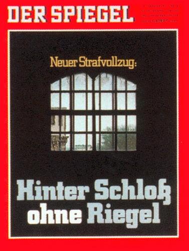 DER SPIEGEL Nr. 8, 15.2.1971 bis 21.2.1971