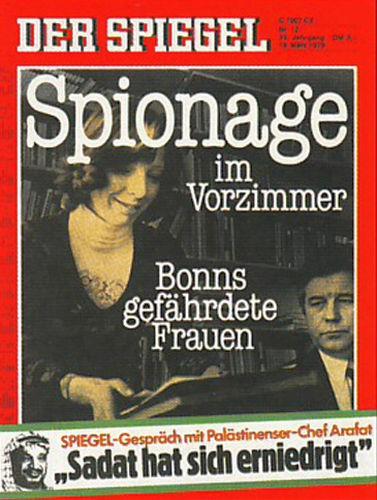 DER SPIEGEL Nr. 12, 19.3.1979 bis 25.3.1979