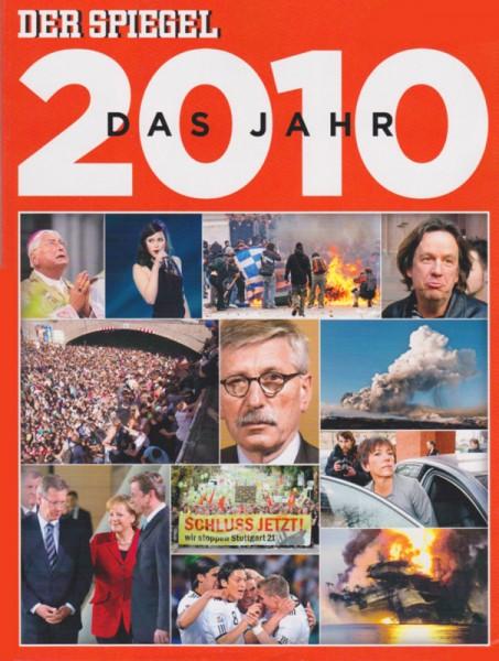 SPIEGEL Jahreschronik 2010
