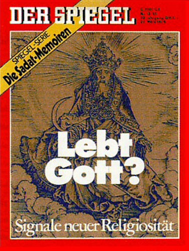 DER SPIEGEL Nr. 12+13, 27.3.1978 bis 2.4.1978