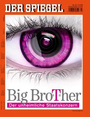 DER SPIEGEL Nr. 23, 2.6.2008 bis 8.6.2008