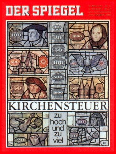 DER SPIEGEL Nr. 13, 24.3.1969 bis 30.3.1969