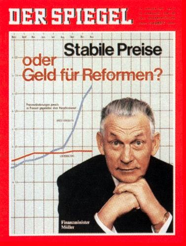 DER SPIEGEL Nr. 4, 19.1.1970 bis 25.1.1970